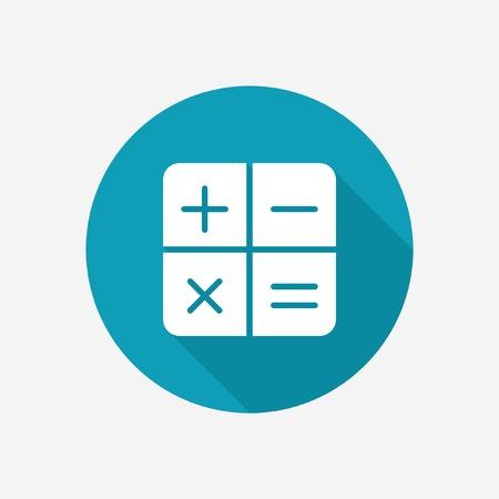 multiply: Calculator vector icon