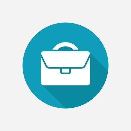 briefcase: briefcase vector icon