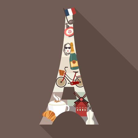 frenchman: eiffel tower