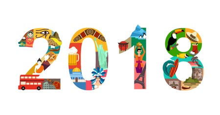2018 Travel Poster