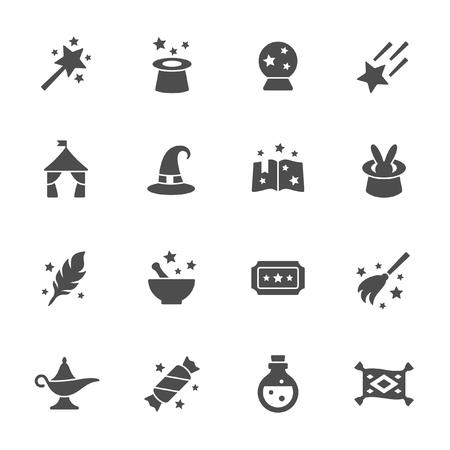 Magic icons