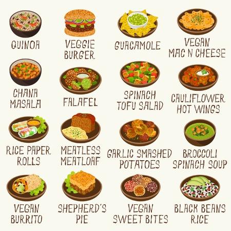 Vagan foods