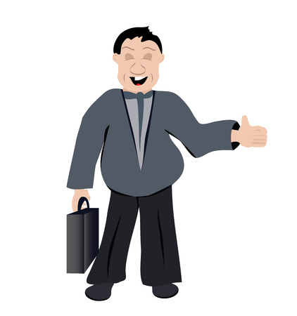 office man Vector