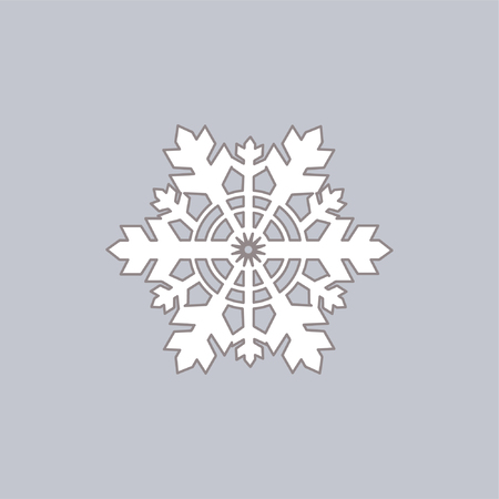 Christmas vector snowflakes winter. Icons. eps jpg