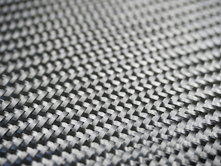 selektiven Fokus auf Nanokohlenstofffaserverbundwerk