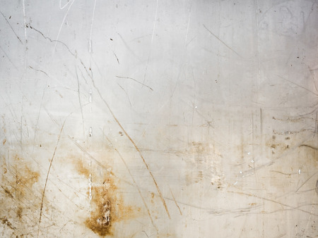 hard alloy: close up on aged stainless steel texture, grunge style background Stock Photo