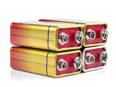 volts: prismatic-type battery, It is primary battery having norminal voltage of 9 volts .