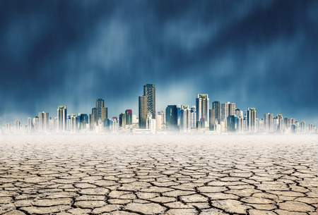 lack of water: dry mud lack of water,expression on EL nino climate effect