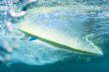Underwater shot, Honlua Bay, Maui