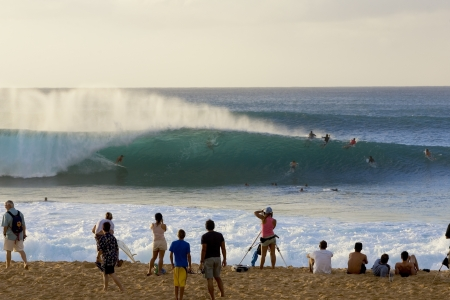 oahu: Pipeline, Oahu Hawaii