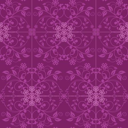 fuchsia: Papel tapiz floral fucsia y Rosa