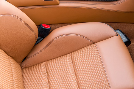 leather belt: Leather Seat Car