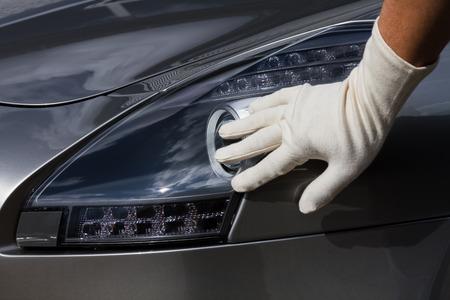 car polish: check polish