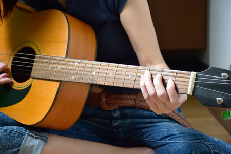 chords: girl strum guitar example chords