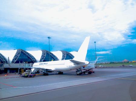 runways: Runway at the airport