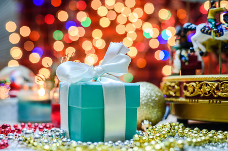 lighting background: The sweet blue present on the colorful lighting background