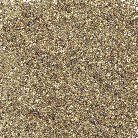 Metalic Golden Glitter Texture Stock Photo