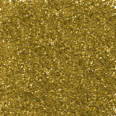 Metalic Golden Glitter Texture Background