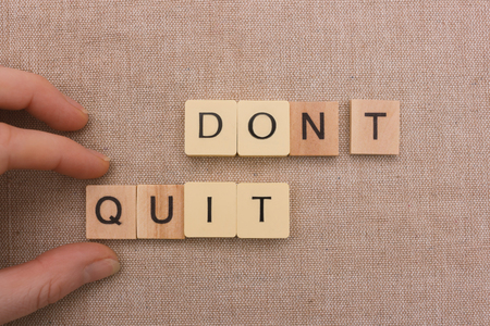 give: Dont give up - Do it