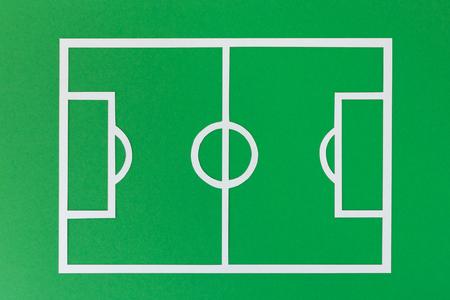 soccer: Soccer field