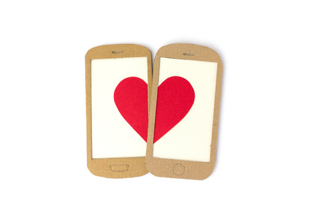 flirting: Mobile dating - falling in love and flirting on the phone