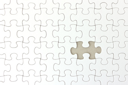 Missing piece to a puzzle