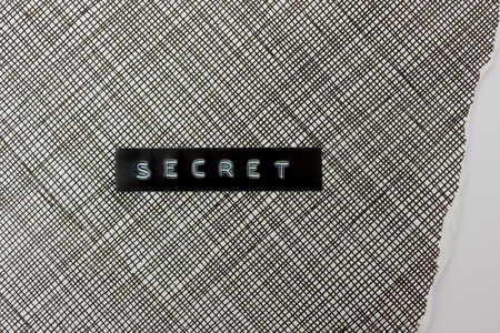 Secret envelope pattern