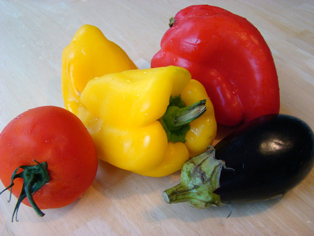 healers: Mixed vegetables