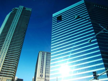 Skyscrapers Stock Photo - 1770244