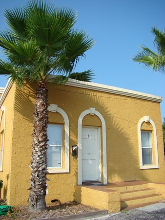 Southern architecture photo