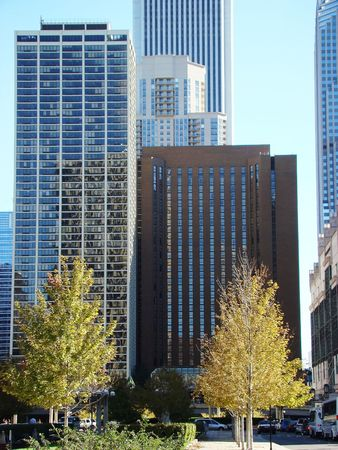urban centers: City view