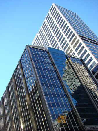 City buildings Stock Photo - 1770325