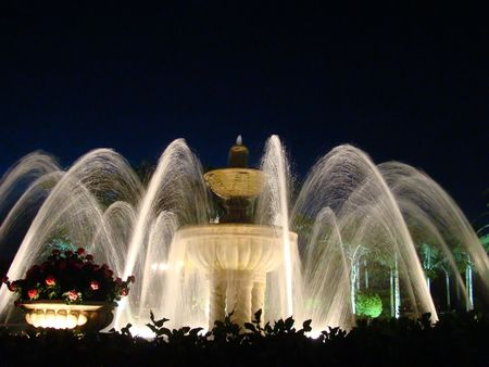 Water fountain Stock Photo - 1796821