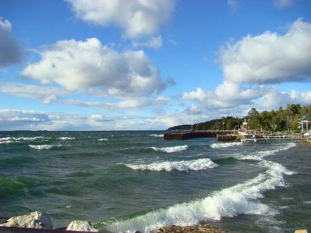 Water landscape Stock Photo - 1858763