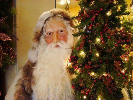 nick: Santa Clause Stock Photo