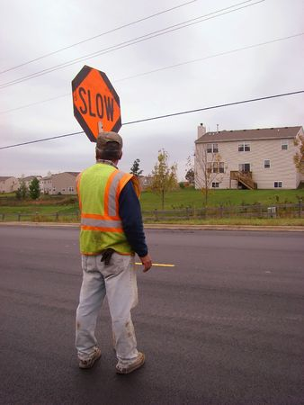 Construction worker Stock Photo - 2045447
