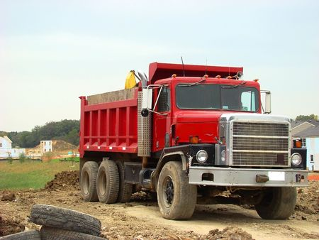 site: Construction equipment