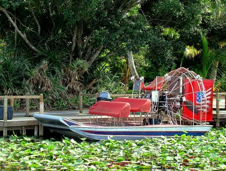 Air boat