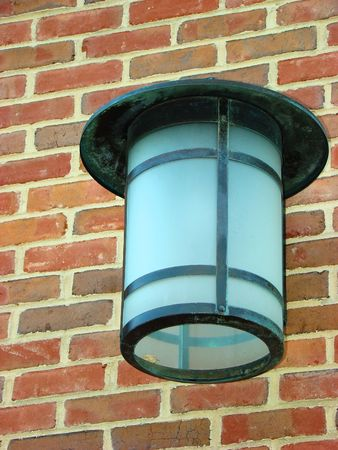 Wall lantern Stock Photo - 2061334
