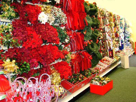 merchandise: Christmas merchandise