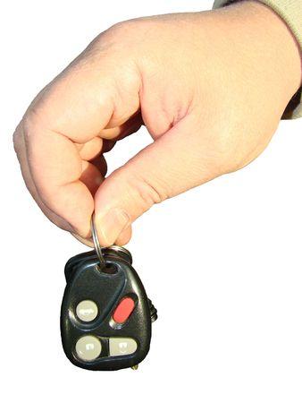 Auto remote control photo