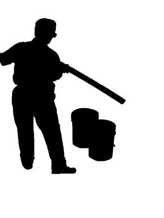 Working man Stock Photo - 2100168