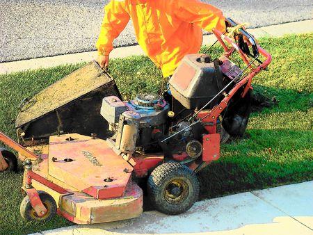 lawnmower: Lawnmower