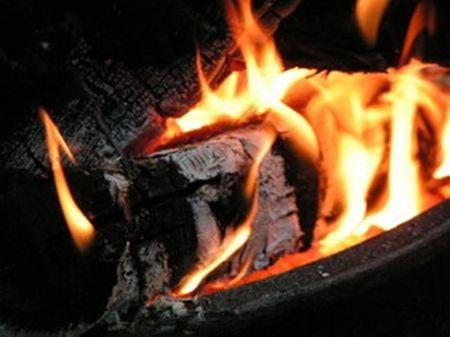 Fire Фото со стока