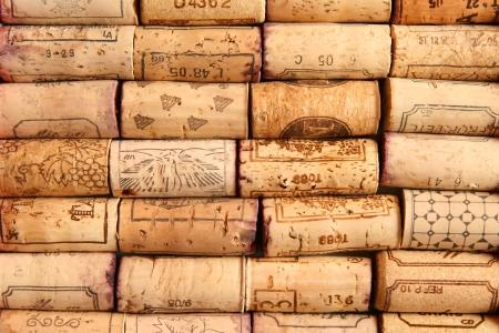 corkscrew: Wine corks