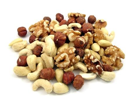 frutos secos: frutos secos