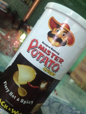 mister: Mister potato