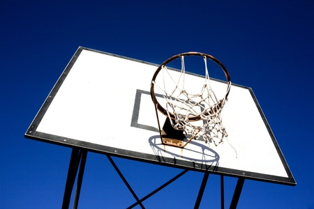 backboard: basket backboard
