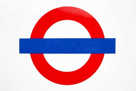 symbol of the underground photo