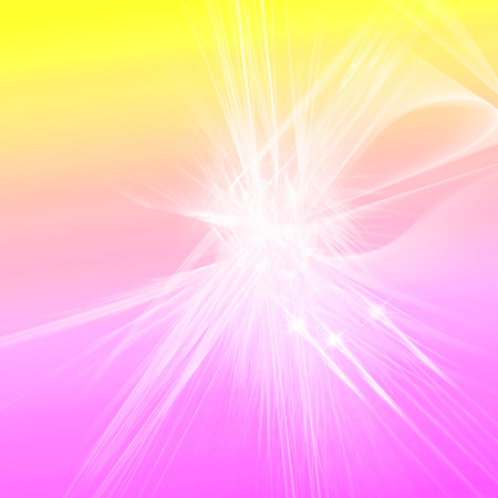 manmade: abstract explosion background